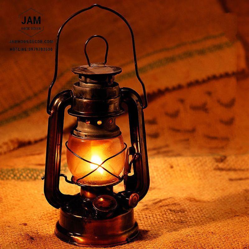 Đèn dầu trang trí tại đà lạt