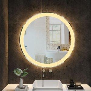 gương nhà tắm led cảm ứng tại đà lạt