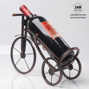 Mô hình xe giá để rượu vang