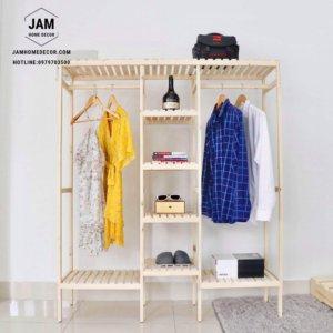 Tủ quần áo tại Đà Lạt bằng gỗ thông