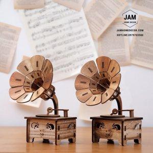 Máy phát nhạc gỗ có nhạc