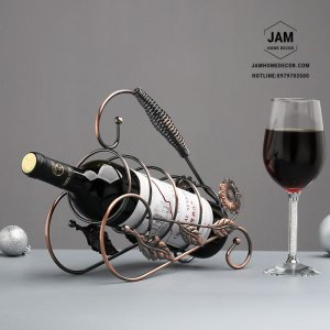 Xe đựng rượu vang trang trí