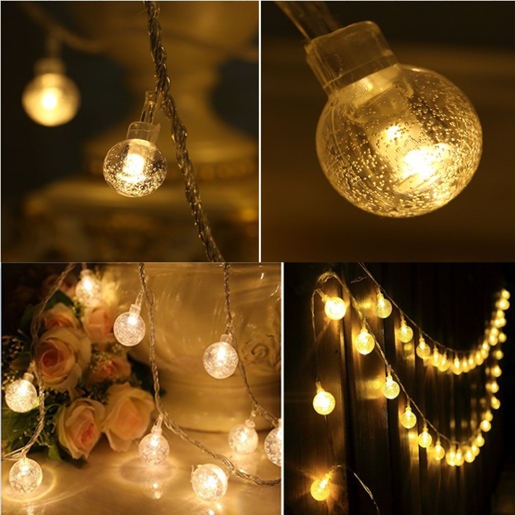 đèn led trang trí tại đà lạt